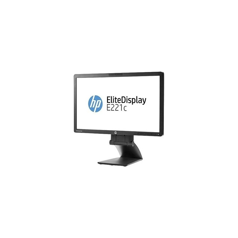 Monitor HP EliteDisplay E221c LED | VGA, DVI-D
