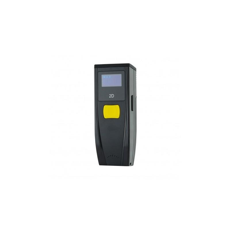 Leitor Codigo de Barras Laser 2D USB Com Base