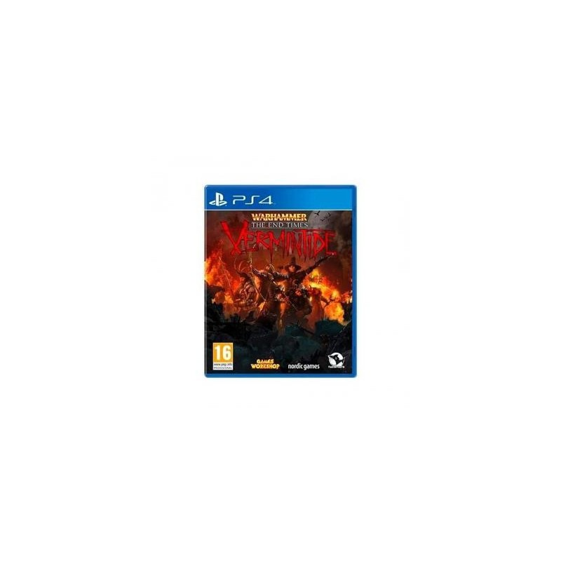 JOGO SONY PS4 WARHAMMER: THE END TIMES VERMINTIDE
