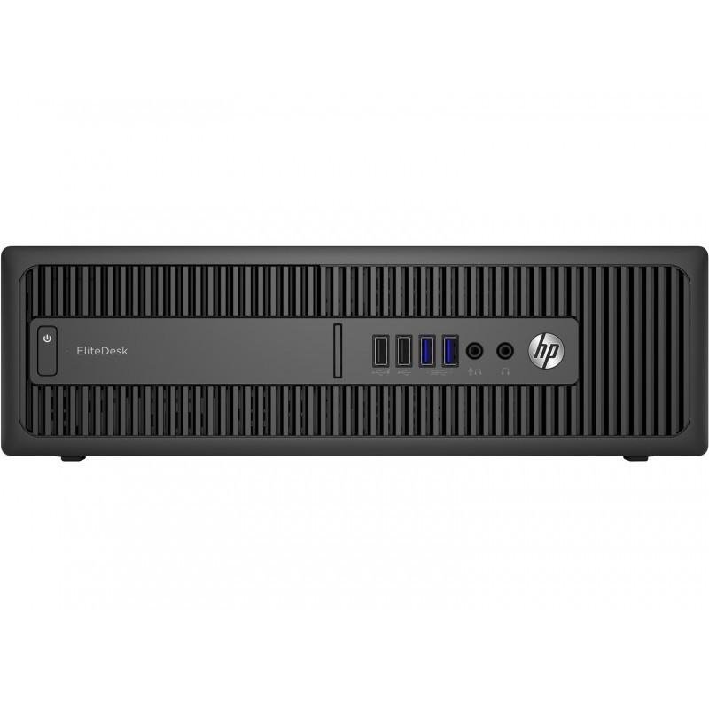 HP 800 G2 i7 6700 3.4GHz | 8 GB Ram | 500 HDD + 128 SSD