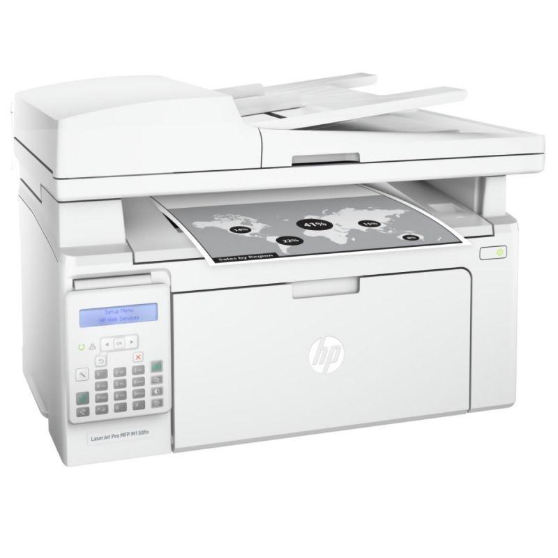 Impressora HP LaserJet Pro MFP M130fn