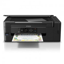 Impressora Multifunções EPSON WIFI ECOTANK ET-2650 - 33/15PPM