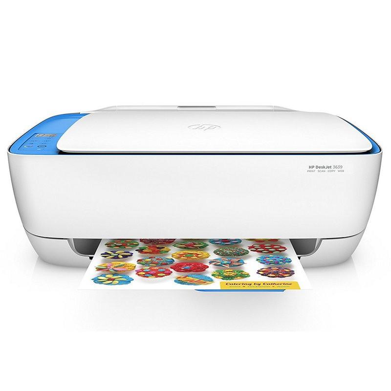 Impressora Multifunções HP DESKJET 3639 com WIFI