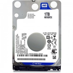 "Disco Rígido 2.5"" Western Digital Blue 1TB 5400RPM 128MB SATA III"