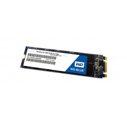 Disco SSD Western Digital 250GB SSD Blue M.2 2280 SATA III 6Gb/s