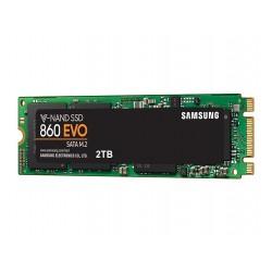 SSD M.2 2280 Samsung 860 Evo 2TB MLC V-NAND SATA