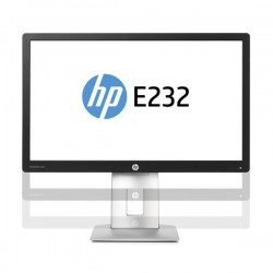 "Monitor HP E232 | VGA, HDMI , DP | Lcd 23"" FULLHD"