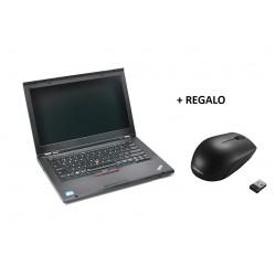 Lenovo T430 i5 3380M 2.9GHz | 4 GB | 320 HDD | ECRÃ QUEBRADA, CHIP GRÁFICO MAU E TECLADO MAU + OFERTA
