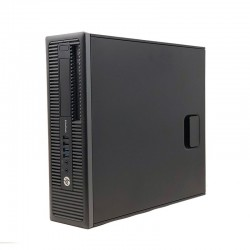 HP 800 G1 SFF i7 4790 3.6GHz | 4 GB | 500 HDD | LEITOR | WIN 7 PRO