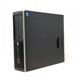 HP 8300 SFF i7 3770 3.4GHz | 8 GB | 240 SSD + 500 HDD | LEITOR | WIN 10 PRO