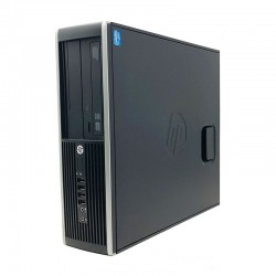 LOTE 10 UDS. HP 8200 SFF i5 2400 3.1GHz | 8 GB | 128 SSD | Leitor | WIN 7 PRO