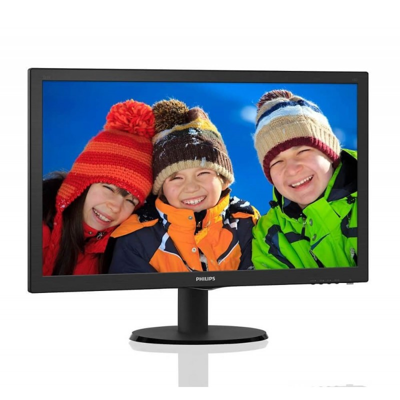 Comprar MONITOR LED PHILIPS V-LINE 223V5LHSB2 - 21.5