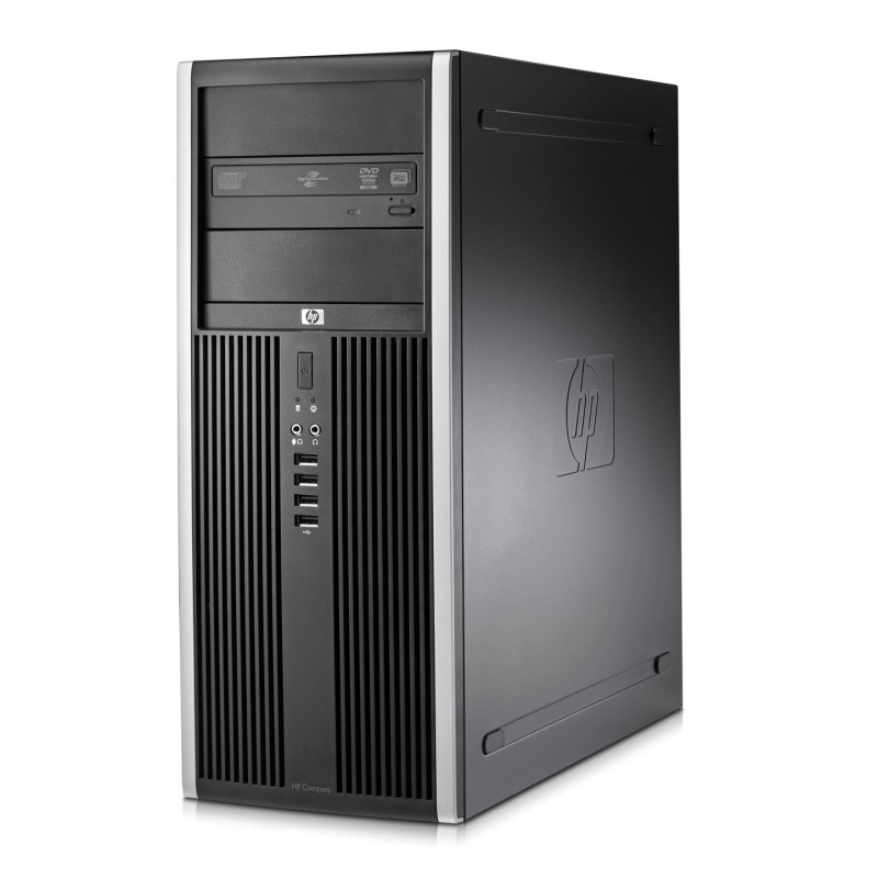 HP 8000 Core 2 QUAD Q9400 2.6GHz | 4 GB Ram | 250 HDD | LEITOR| WIN 10 HOME