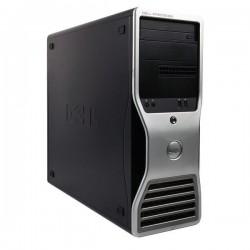 DELL T5500 MINITORRE XEON E5550 2.5GHz | 4 GB | 250 HDD | LEITOR | QUADRO FX 3800 | WIN 10 PRO