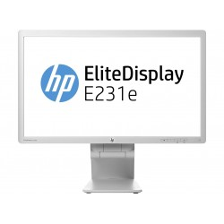 "Monitor HP E231 | VGA, DVI , DP | Lcd 23"" PANORAMICO"