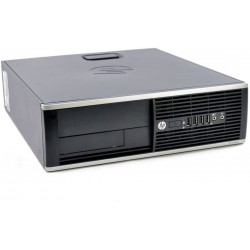 HP 8300 SFF i7 3770T | 8 GB | 240 SSD | WIFI |GEFORCE GT 710 | WIN 10 PRO