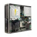 """HP 8300 SFF i7 3770 T   8 GB   240 SSD   WIFI   WIN 10 PRO   LCD 22"""" + TECLADO E RATO"""