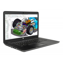 HP ZBOOK 15U G2 i7 5600U | 16 GB | 256 SSD | SEM LEITOR | WEBCAM | FHD | AMD RADEON R7 M265 SERIES | WIN 7 PRO
