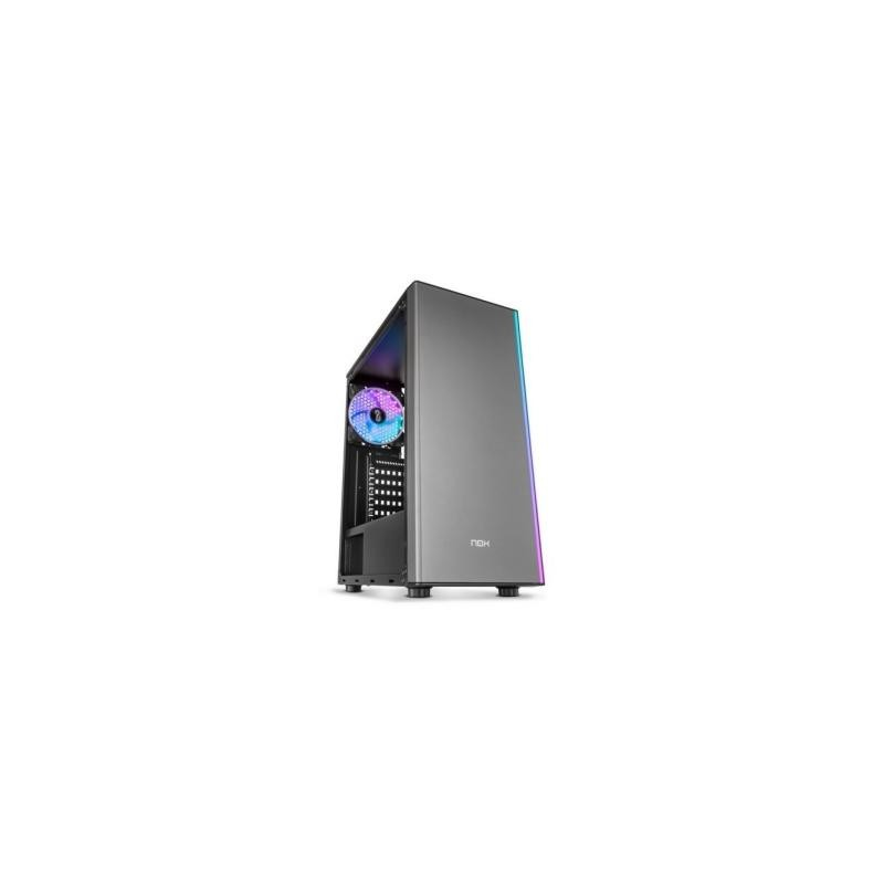 PC Gaming - BASIC - AMD AM4 Ryzen 3 3100 | 8GB DDR4 | 1TB + 240 SSD | WIFI |Windows 10 + Office 365