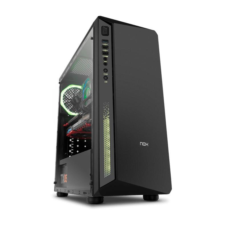 PC NOVO Intel i9-7900X 3.36 Ghz | 16 GB DDR4 | 480 SSD + 2 TB HDD | Asus GTX 1050 4 GB | Artic Freezer 33 Esports