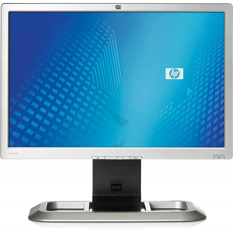 "Monitor HP L2045W   VGA, DVI   Lcd 20"" PANORAMICO"