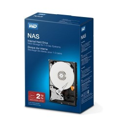 """WD RETAIL 2TB 3.5"""" NAS"""