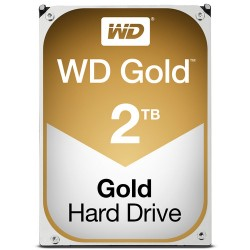 "WD GOLD 2TB 3.5"" RAID EDITION"