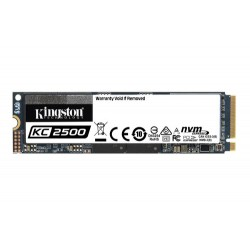 KINGSTON 1000G KC2500 M.2 2280 NVMe SSD