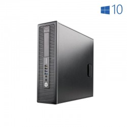 HP Elite 800 G1 SFF i5 – 4570 3.2 GHz | 8GB RAM | 240SSD + 500 HDD | WIN 10 PRO