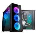 PC Gaming - BASIC - AMD AM4 Ryzen 5 3400G   32GB DDR4   1TB + 240SSD