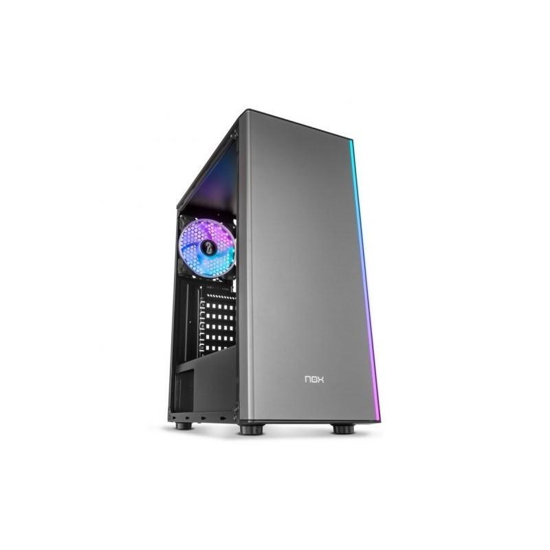 PC Gaming - BASIC - AMD AM4 Ryzen 5 2600G | 16GB DDR4 | WIFI | 1TB+240 SSD