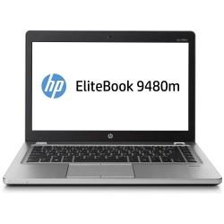 HP Folio 9480M i5 4310U   8 GB   500 HDD   WEBCAM   WIN 8 PRO