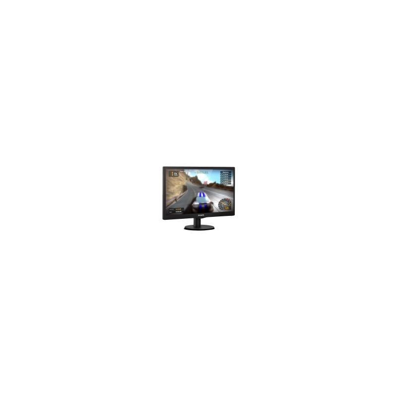 MONITOR LED PHILIPS 203V5LSB26 19.5' NEGRO