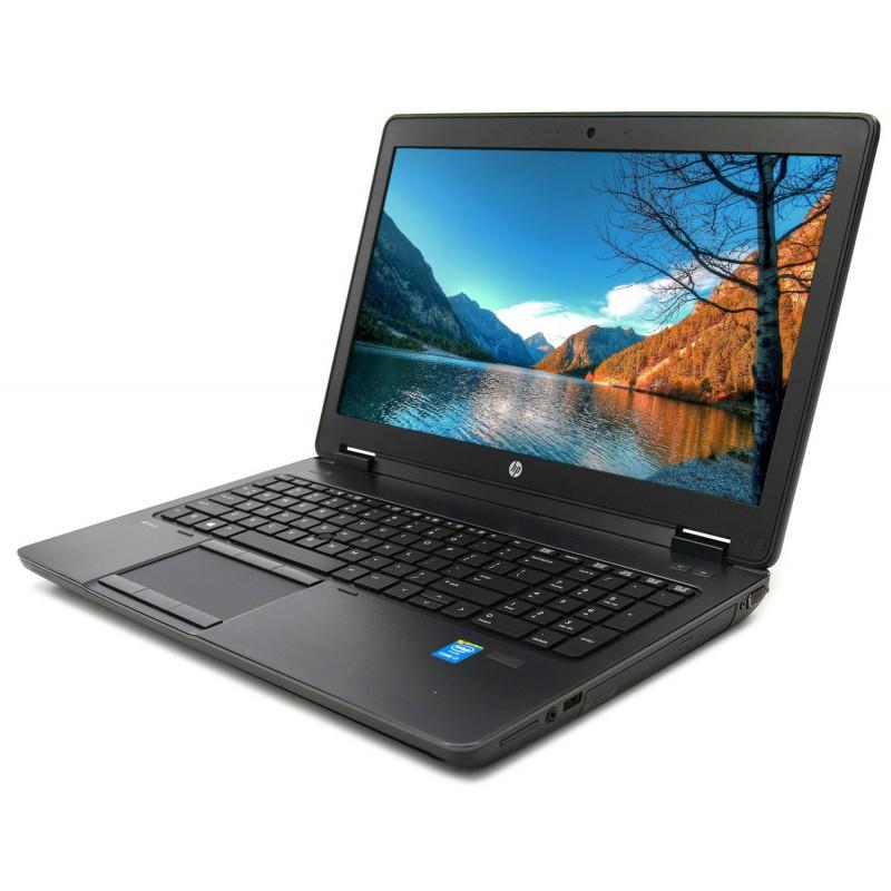 HP ZBOOK 15 G2 i7 4800MQ | 16 GB | 256 SSD | LEITOR | WEBCAM | WIN 10 PRO | FHD/ NVIDIA QUADRO K1100M 2GB GDDR5