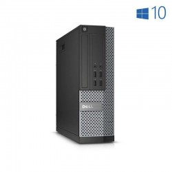 Lote 10 uds. DELL 3020 SFF i5 4570S 2.9 GHz | 16 GB | 256 SSD | WIN 10 PRO
