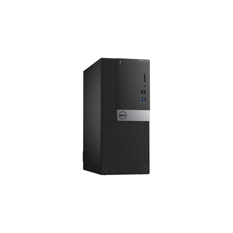 DELL Optiplex 7040 MT i5 6500 | 16 GB DDR4 | 480 SSD | WIN 10 PRO