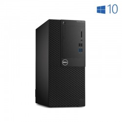 DELL 3050 MT I5 7500 3.4 GHz | 16 GB | 480 SSD | WIN 10