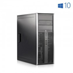HP 8300 TORRE i5 3470 3.2 GHz | 8GB | 500 HDD | WIN 10 PRO