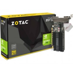 Placa Gráfica GIGABYTE GT 710 2GB DDR3