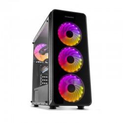 """PC Gaming INTEL I9 10900 2.8 Ghz   16 Gb DDR4 2666   240 SSD + HDD 1 TB   GTX 1650 4GB   MONITOR 24"""" online"""