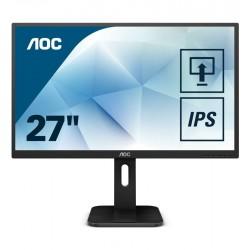 MONITOR LED MULTIMEDIA AOC 27P1 27' 2*2W HDMI VGA DVI DP