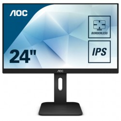 MONITOR LED MULTIMEDIA AOC 27P1 27' 2*2W HDMI VGA DVI DP