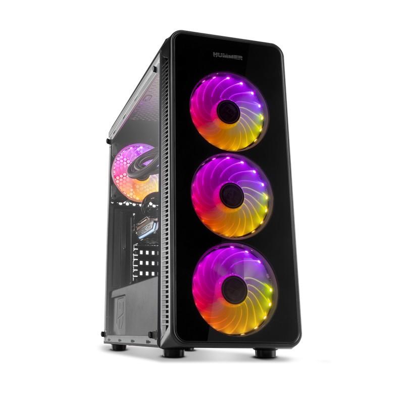 Comprar PC Gaming INTEL I3 10100 3.6 Ghz   8 Gb DDR4 2666   480 SSD   W10 HOME