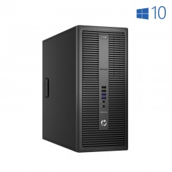 HP 800 G2 TORRE i5 6500 3.2 GHz | 8 GB | 240 SSD | WIFI | WIN 10 PRO