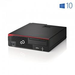 FUJITSU D556 SFF I3 6100 3.7GHz | 8 GB | 240 SSD | COA 10 PRO
