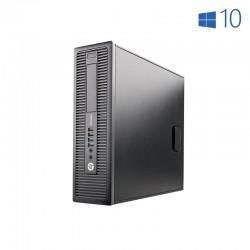 HP 800 G1 SFF i5 4570 3.2GHz | 16 GB | 480 SSD+500 HDD | WIFI | WIN 8/7 PRO barato