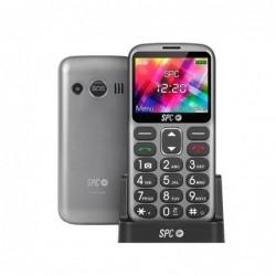 Teléfono móvil SENIOR SPC FORTUNE   N'MEROS/TECLAS GRANDES   MANOS LIBRES   DUAL SIM   FM   BT   5 N'MEROS SOS