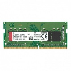 Memoria Kingston KVR24S17S8/8   8GB   DDR4 2400   CL17     SODIMM