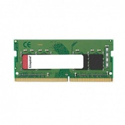 Memoria Kingston KVR24S17S8/8BK   8GB   DDR4 PC4 2400   CL17   SODIMM