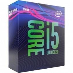 PROCESADOR INTEL CORE I5 9600K   3.7GHZ   6 NÚCLEOS   SOCKET LGA1151 9TH GEN   9MB CACHE   UHD GRAPHICS 630